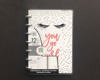 The Mini Happy Planner®, You Go Girl!