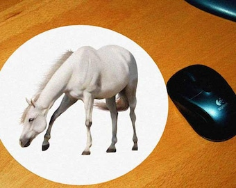 Model horse 1 mouse pad
