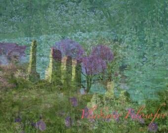 """Photo Art Paris """"Castle of remembrance"""" (2)"""