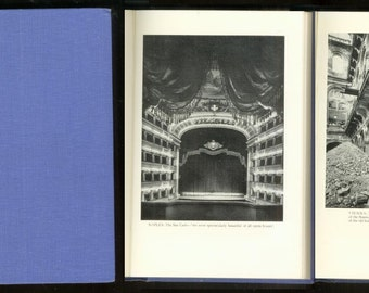 1956 GREAT OPERA HousesTraveller's Guide History & Traditions 1st Ed HC