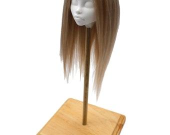 Barbie/Bratz/Monster High Wig Series: Long Hair with Bangs Wig