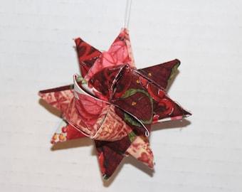 German Fabric Moravian Star