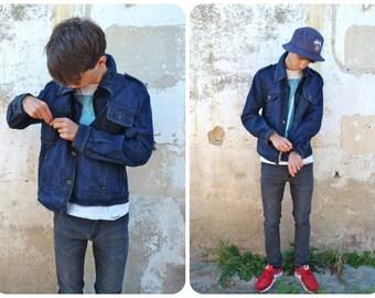 Vintage 1980/80s Denim Jean jacket size M