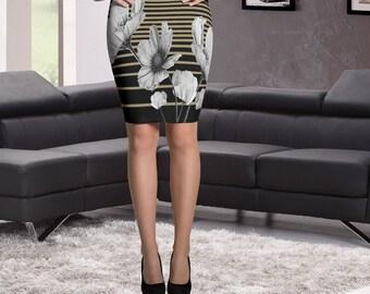 Mo.1 Pencil Skirt