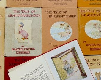 Pre 1967 Beatrix Potter Books