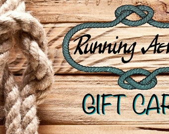 Running Aemok Gift Cards