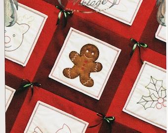 Anita Goodesign  Homespun Christmas