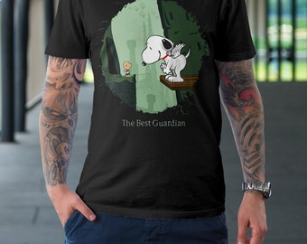 The Best Guardian  T-Shirt | Unisex - Women |