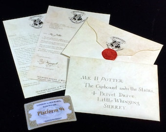 You letter is here! MAGIC world letter