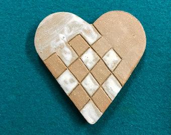 Swedish Heart Magnet