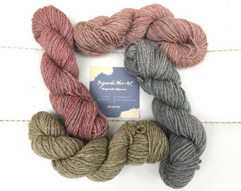 Gradient Alpaca blend Sport weight yarn