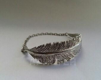 Bracelet «Plume»