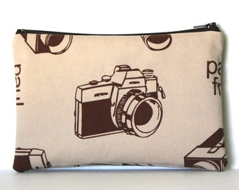 Limited Quantity -Vintage Camera Pouch