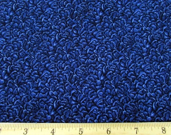 Navy Blue Quilting Fabric From VIP By the Yard