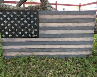 Subdued American Flag (Military)
