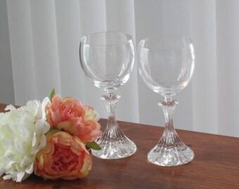 glasses, drinking glasses, celebration glasses, toasting glasses, party glasses, vintage glassware, glassware, delicate glass, timelesspeony
