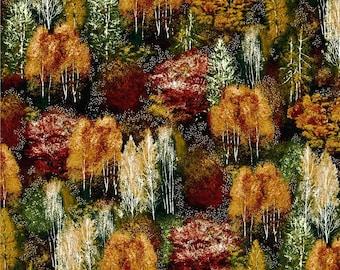 Shades of the Season Autumn   Cotton Fabric Robert Kaufman  By the  Yard