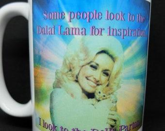 Dolly Parton Inspired Mug
