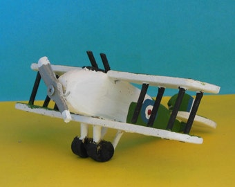 Sopwith Dolphin Toy Airplane
