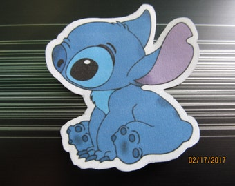 Stitch laptop stickers!