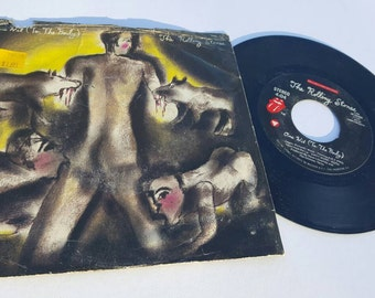 The Rolling Stones, 45, One Hit, To the Body, Rolling Stones Record