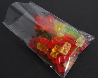 25 Cellophane Candy Bags