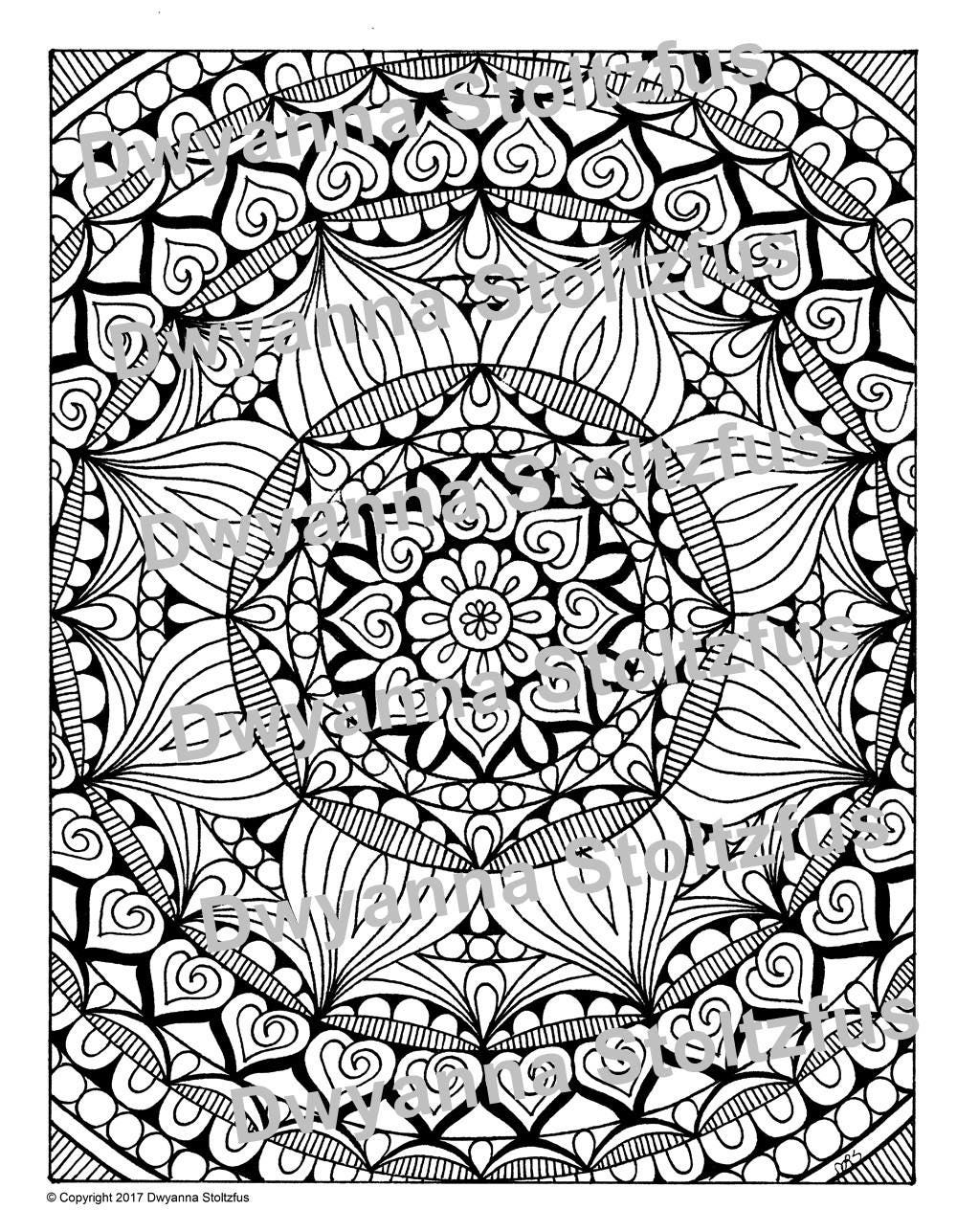 full coloring pages - photo#43