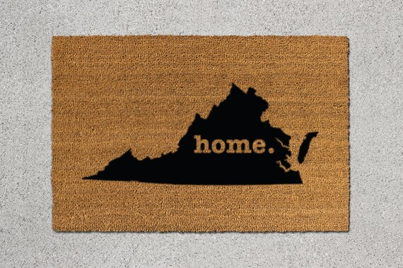 Like this item? & Virginia Doormat Virginia Door Mat Virginia Welcome Mat