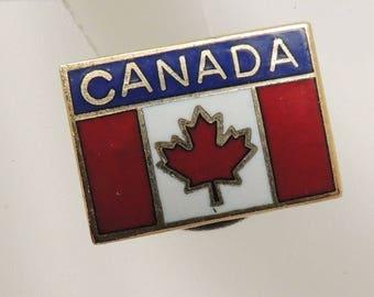 Vintage Canada Pin
