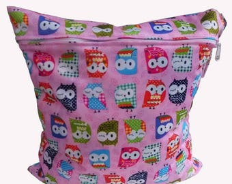 Baby, child fabric waterproof storage bag