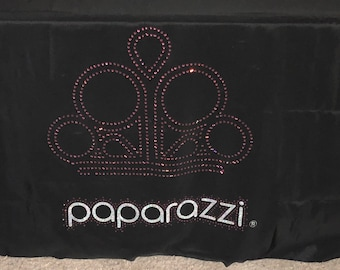 Paparazzi Bling tablecloth