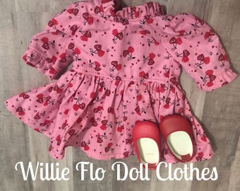 Georgia Dress for 18 inch Dolls