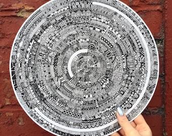 Zendala Coin - Aztec
