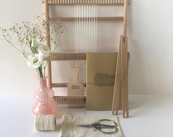 Weaving Loom Kit M / Starters kit / Kit de Tissage / Weefpakket