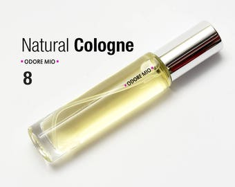 Natural Cologne Eau de Cologne (perfume spray) OM No 8