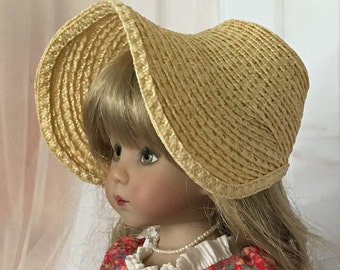 Decorate Yourself Custom Regency Bonnet for Dianna Effner Little Darling