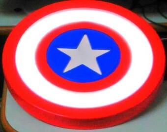 Captain America, Incredible Wall Lamp