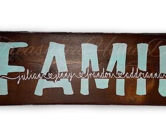 Family Knockout Plank