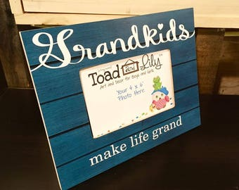 Photo PICTURE Frame for Grandparents Birthday Gift GG0001