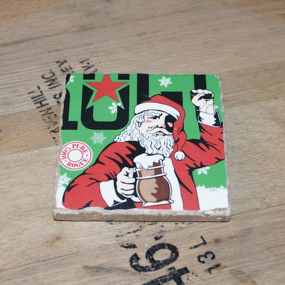 UPcycled Coaster - Rogue - Santas Private Reserve