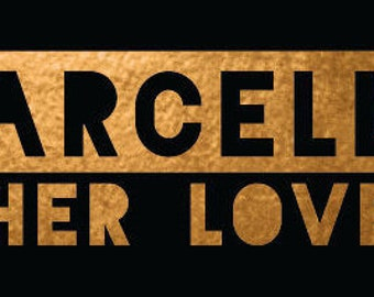 Marcella & Her Lovers Sticker