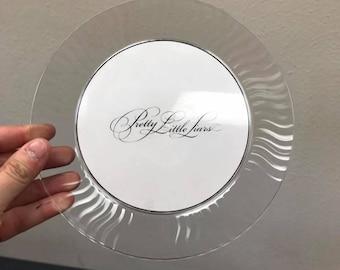 Pretty Little Liars Plates set of 12
