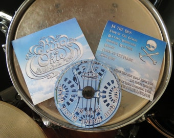In The Sky- Original music by local band, King Okie Brand Music Band, Payne County Oklahoma