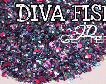Diva Fish Large Chunky Mix