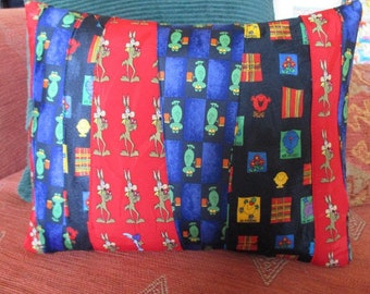 Looney Tunes Cartoon Ties Cushion