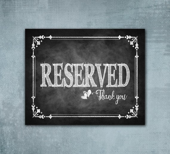 Reserved Printed chalkboard wedding sign, wedding seating sign, wedding signage, Seating sign, Cottage Charm Collection