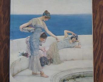 Alma Tadema Art Book 1977