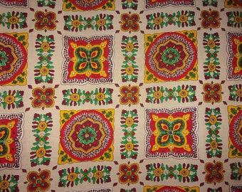 Vintage fabric or vintage 70's