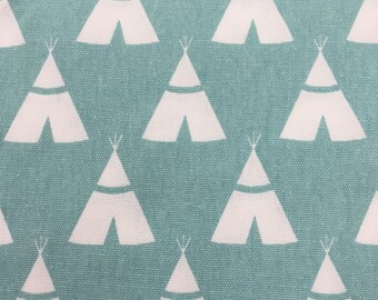 Aqua Teepees - 12x12 Sweet Bobbins Wet Bag - SEAM SEALED - Snap Strap