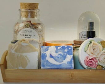 Bath Gift Set, pamper gift set, a spa experience - free shipping